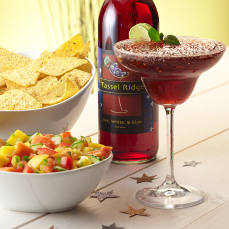 drink recipes iowa winery tassel ridge