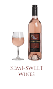 semi-sweet iowa wines for sale tassel ridge winery