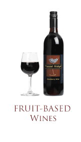 fruit-based iowa wine for sale tassel ridge winery