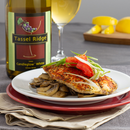talapia recipe tassel ridge winery
