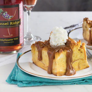 Vanilla Bean Bread Pudding